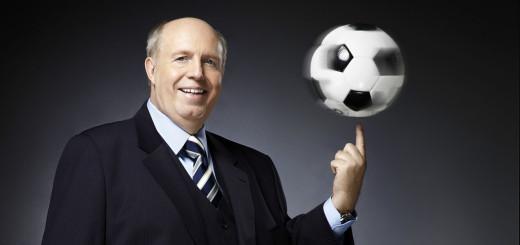 Reiner Calmund, der ehemalige Fußball-Manager des Bundesligisten Bayer Leverkusen 04