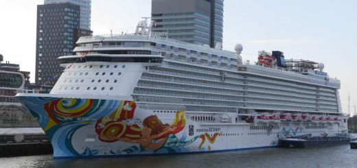 Norwegian Getaway das größte Schiff