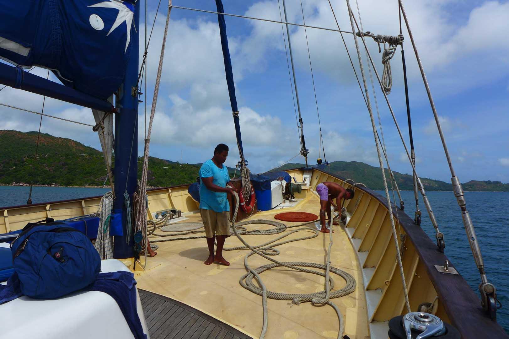 Seychellen Juli