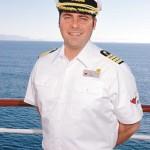 AIDA-Kapitän Nico Berg © AIDA Cruises