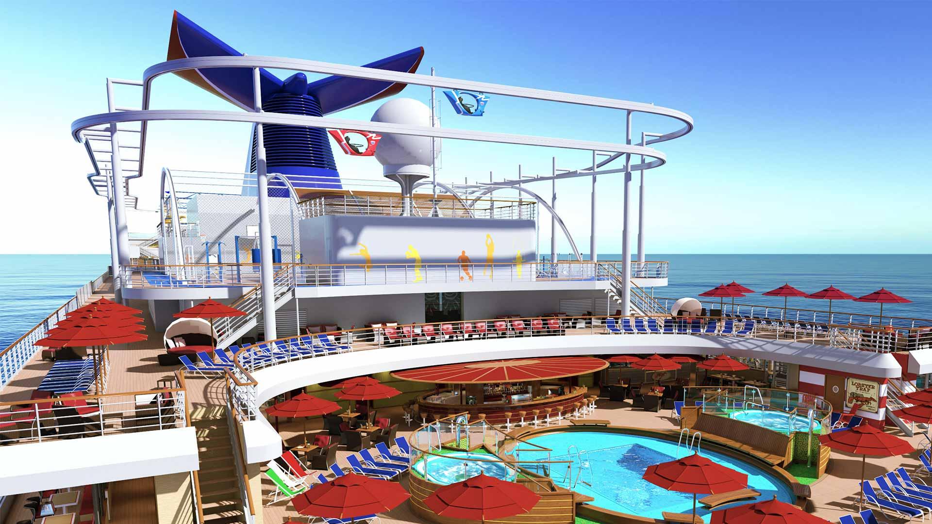 © Carnival Cruises