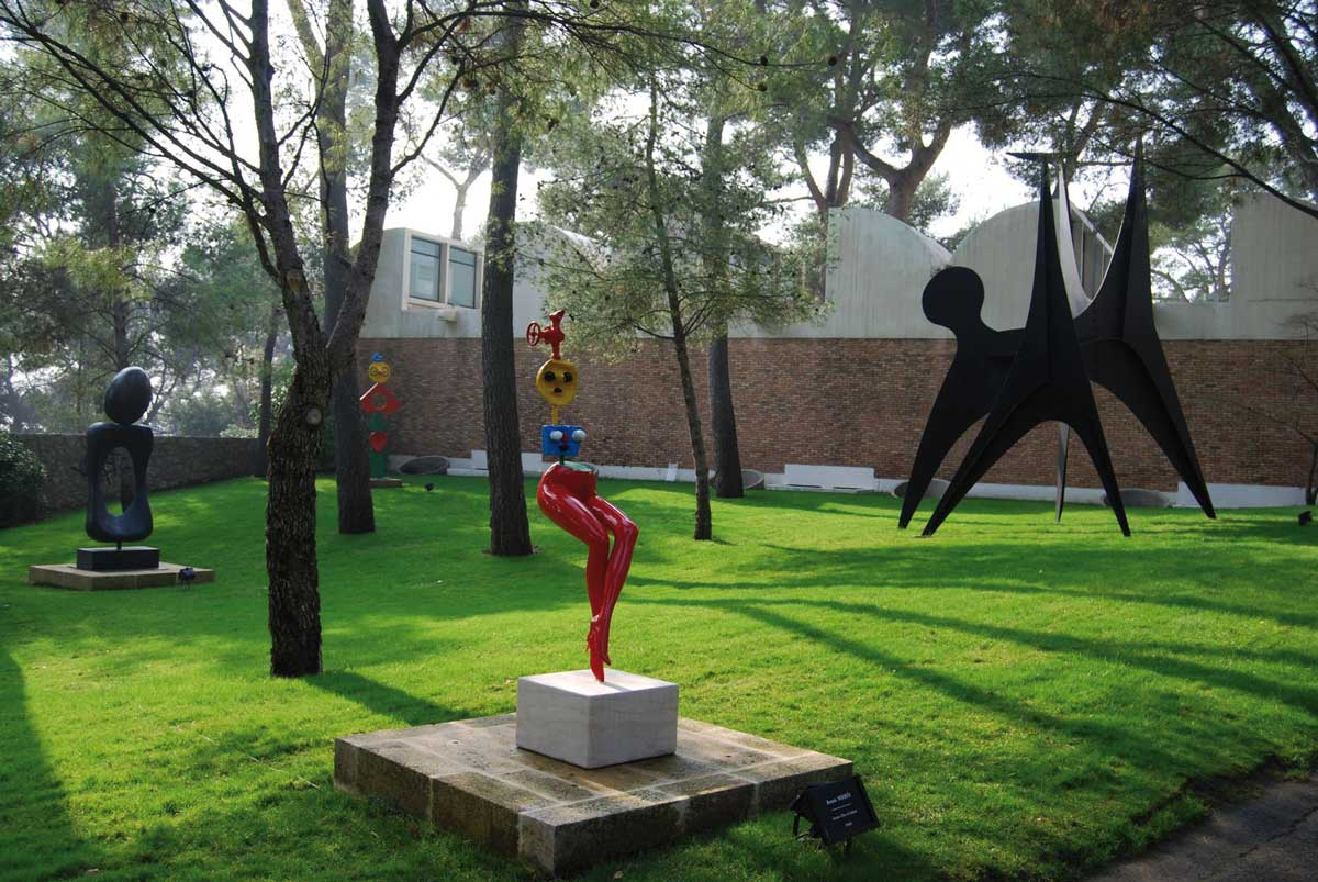 Fondation Maeght © Dr. T. Michael-Maher