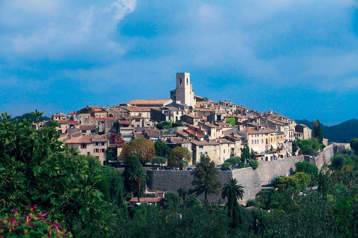 St. Paul de Vence © wikipedia-France