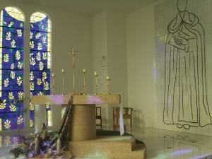 Chapelle du Rosaire de Vence © Pierre-Danet