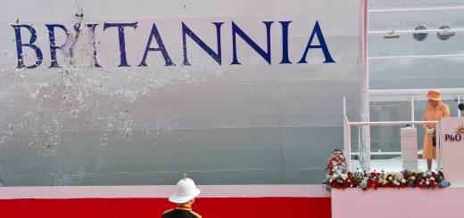 Britannia © P&O Cruises