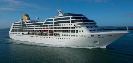 Die Adonia von  P&O Cruises © P&O Cruises