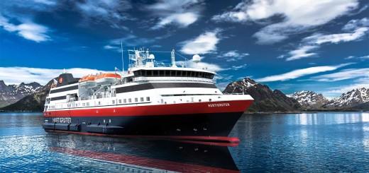 MS Norway Explorer © Hurtigruten