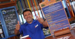 Künftig auch auf der Carnival Inspiration: BlueIguana Tequila Bar © Carnival Cruise Line