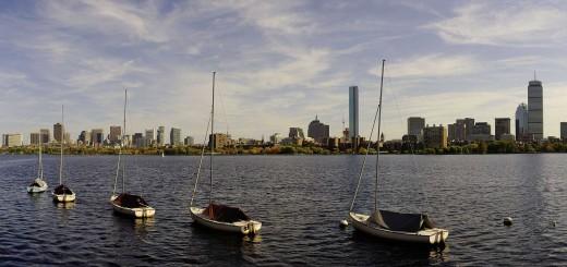 Boston gekonnt in Szene gesetzt. © Florian Schuster