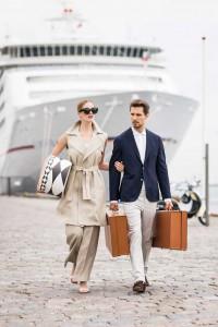Fashion, Glamour, Lifestyle: Das erwartet die Gäste am 23. August 2016, wenn das Eventformat FASHION2NIGHT an Bord des Fünf-Sterne-Plus Luxusschiffes EUROPA 2 von Hapag-Lloyd Cruises Premiere feiert. © Hapag-Lloyd Cruises