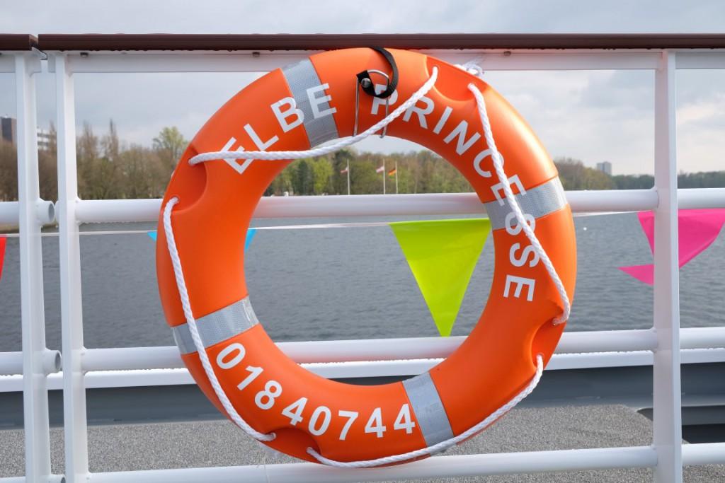 Elbe Princess von CroisiEurope (Bild: Jutta Lemcke)