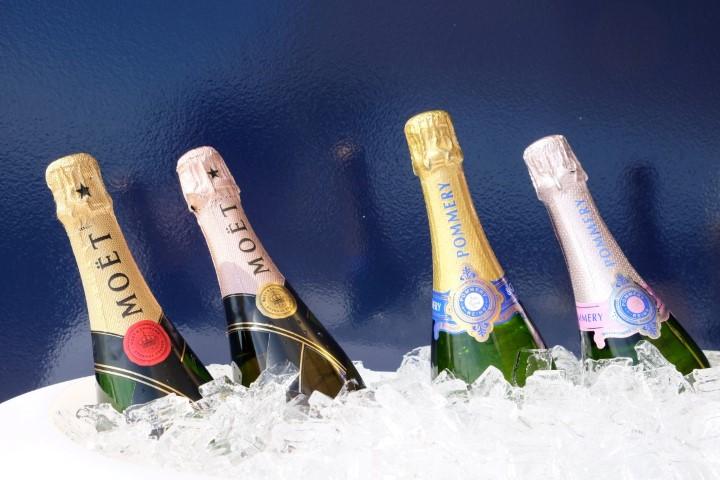 Prickelndes Vergnügen: Champagner-Treff: